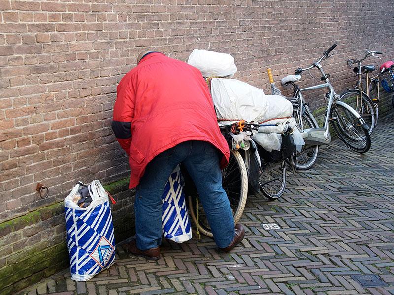 Tijdelijke noodopvang voor daklozen