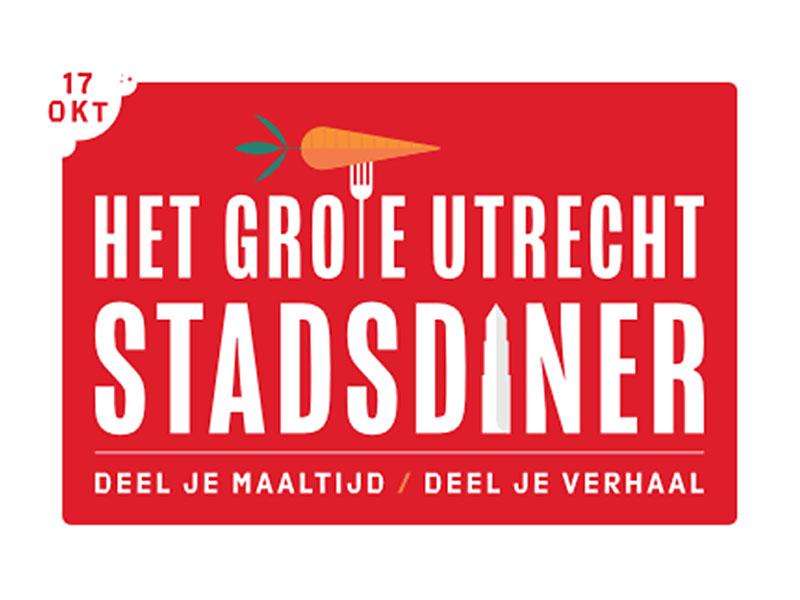 Het Grote Utrechts Stadsdiner