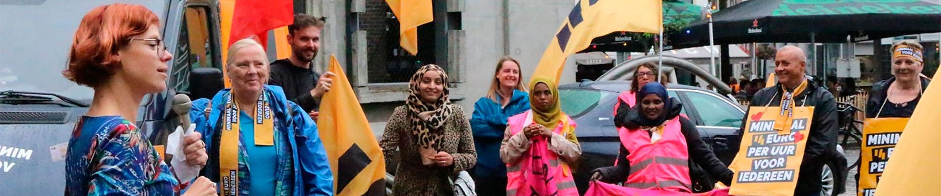 Demonstratie Voor 14 Utrecht
