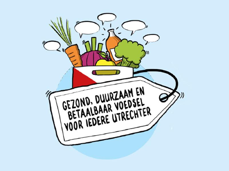 Gezonde voedselkeuzes gemakkelijk voor iedere Utrechter