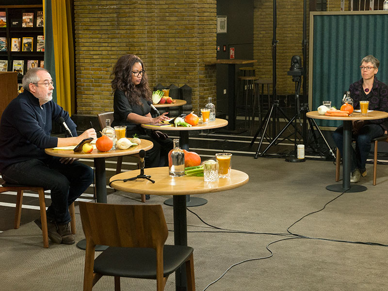 Grote Utrecht Stadsdiner herhaald op TV